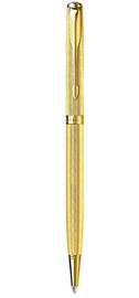Viết bi Parker Sonet 07 Slim CH Gold cài vàng