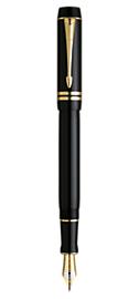 Bút máy Parker Duofold 05 Centennial Black GT FP