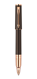 Bút lông bi Parker Ingenuity Small Brown Rubber GT