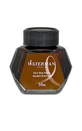 Mực viết máy Waterman màu nâu