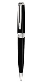 Bút bi Waterman Exception Slim Black ST BP