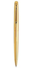 Viết bi Hemisphere Gold Chiseled cài vàng