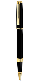 Bút lông bi Waterman Exception Idea Black GT RB