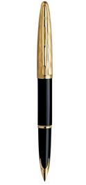 Viết máy Carene Essential Black cài vàng