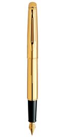 Viết máy Hemisphere Gold Chiseled GT FP M